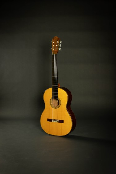 Richard Bruné Classical Guitar #638 Spruce CSA RW