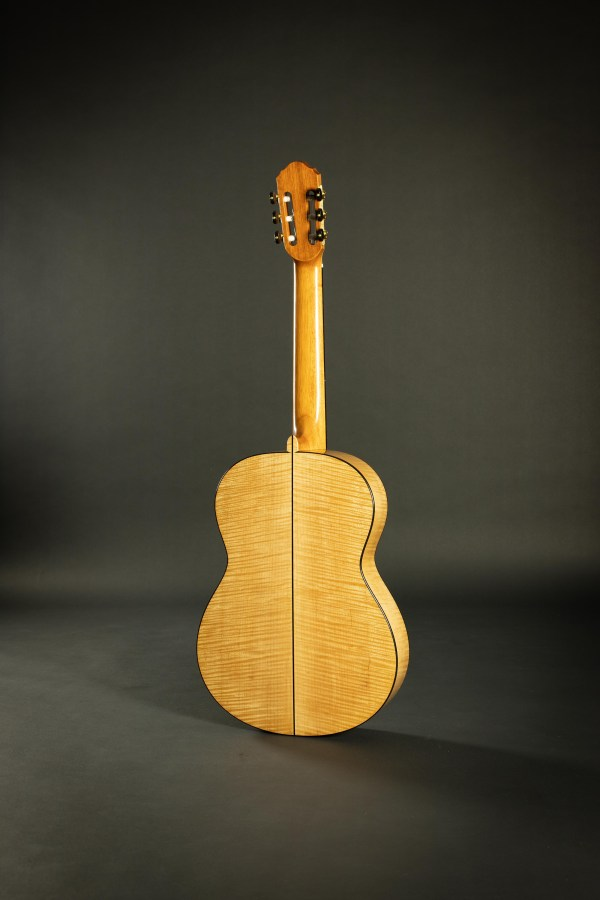 2019 Frederich Holtier #140 Spruce Maple
