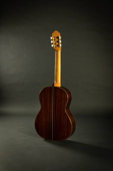 Adalid Classical Guitar Model 1 Lattice #403 – Cedar Madagascar