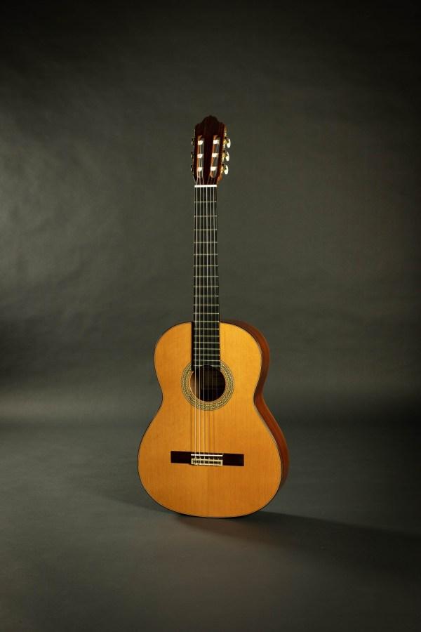 Esteve Classical Guitar; Model 7CB Cedar