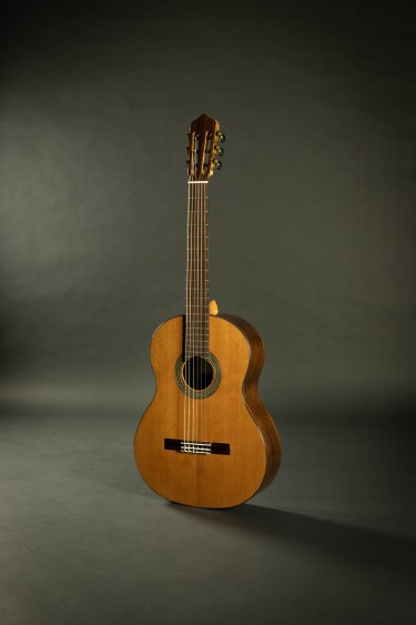 Kenny Hill Classical Guitar Estudio; 640mm Cedar
