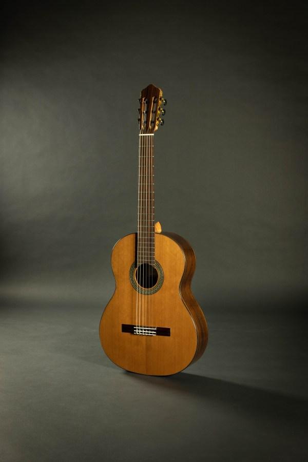 Kenny Hill Classical Guitar Estudio; 640mm Cedar