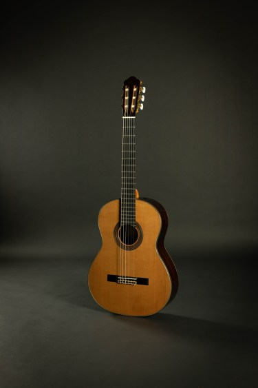 Kenny Hill Player Classical Guitar Cedar 640mm with PORTS