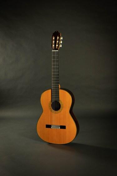 Manuel Adalid 11 Classical Guitar Cedar