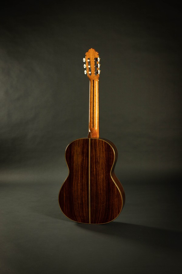 Manuel Adalid 11 Classical Guitar Spruce