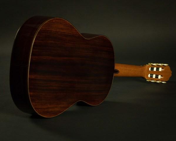 2013 Manuel Adalid Custom Shop Spruce Cocobolo