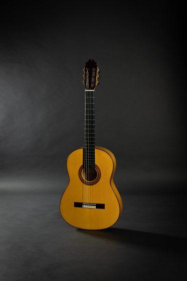 2014 Manuel Adalid Flamenco Concert Spruce Cypress