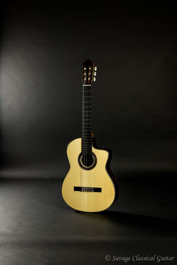 Kenny Hill Player 650mm 52mm Fingerstyle Spruce