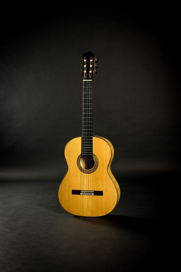 1993 Gernot Wagner Spruce Maple Traditional
