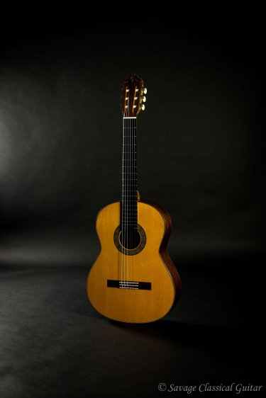 Manuel Adalid Model 12 Cedar Pau Ferro