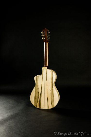 2019 Len Laviolette #153 Cutaway FS Spruce Maple