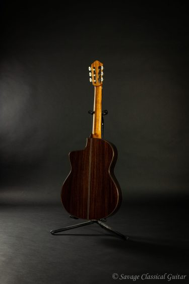 Kenny Hill Player Series Fingerstyle 640mm 48mm Spruce