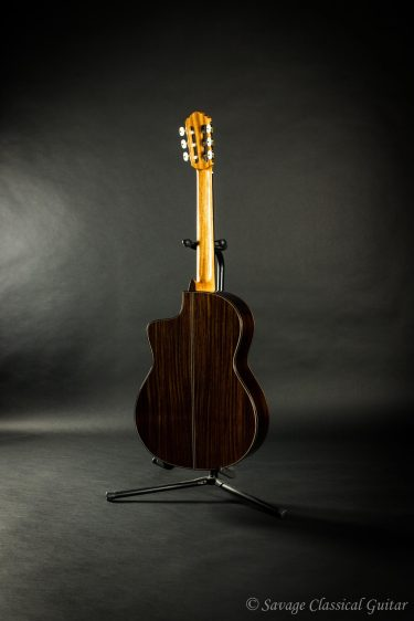 Kenny Hill Player 650mm 52mm Fingerstyle Cedar