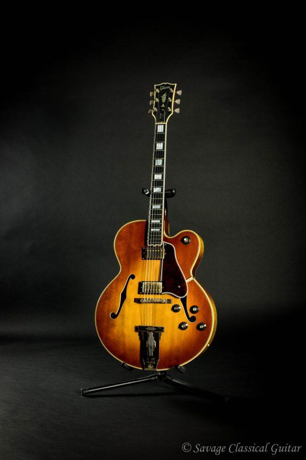 1970 Gibson L5 CES Sunburst #688648