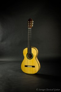2017 Kenny Hill Torres #3986 Spruce Maple 640mm
