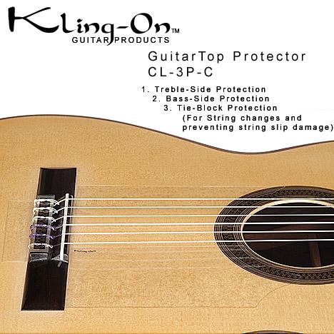 kling on classical guitar guitar protectors savage classical guitar. Black Bedroom Furniture Sets. Home Design Ideas