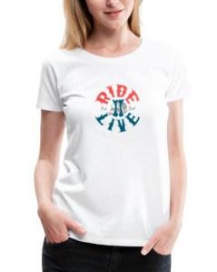 R2L T-Shirt Woman White