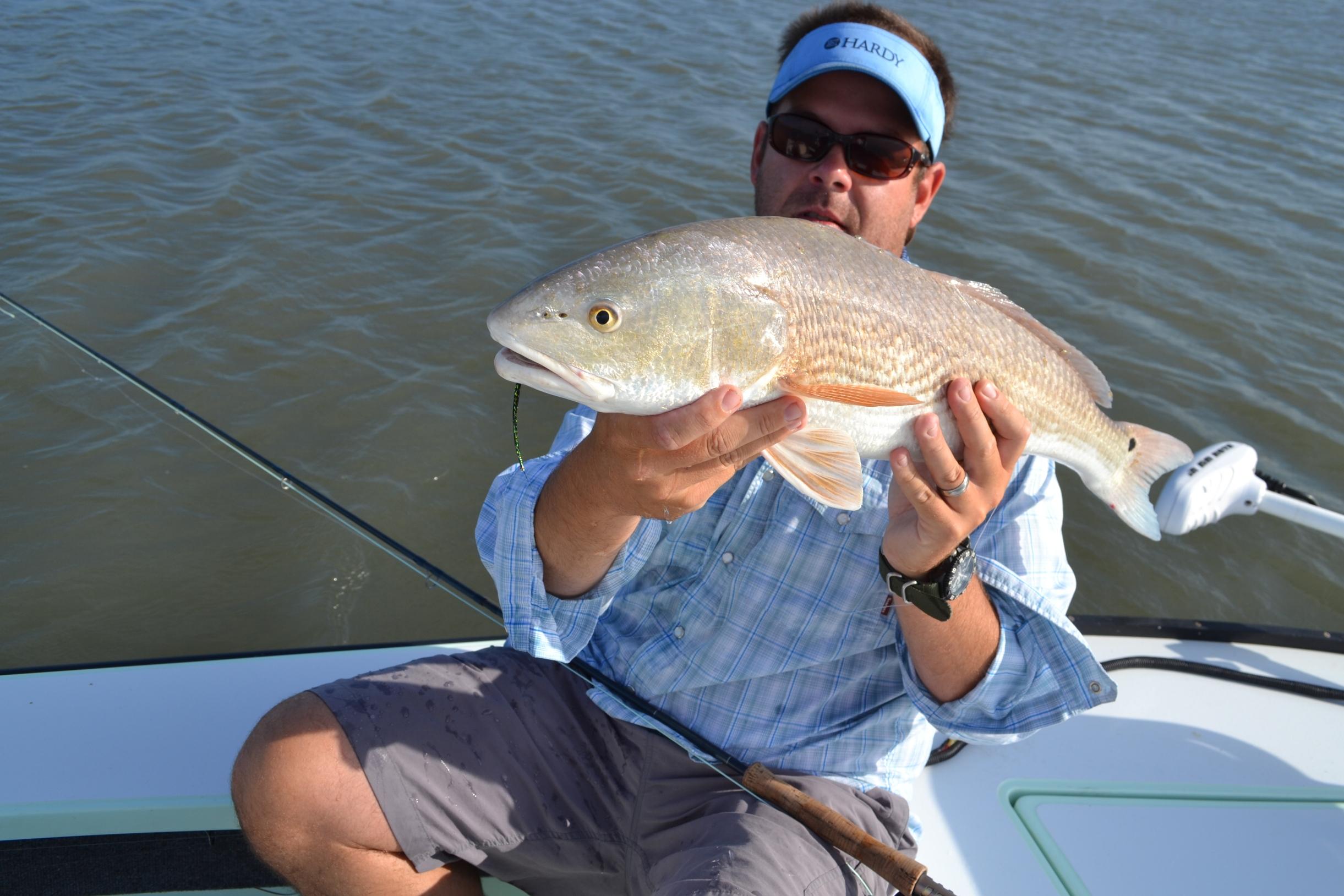 Fly fishing hilton head savannah for Flying fish savannah ga