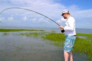 fishing savannah
