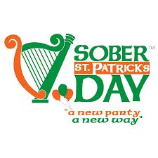 sober on st. patrick's day