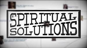 Spiritual solutions to addiction