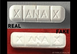 Fentayl and xanax - opiate overdose