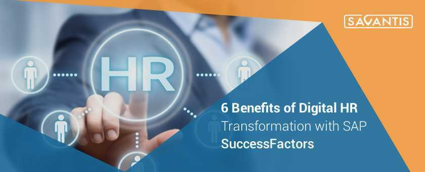 Digital HR Transformation