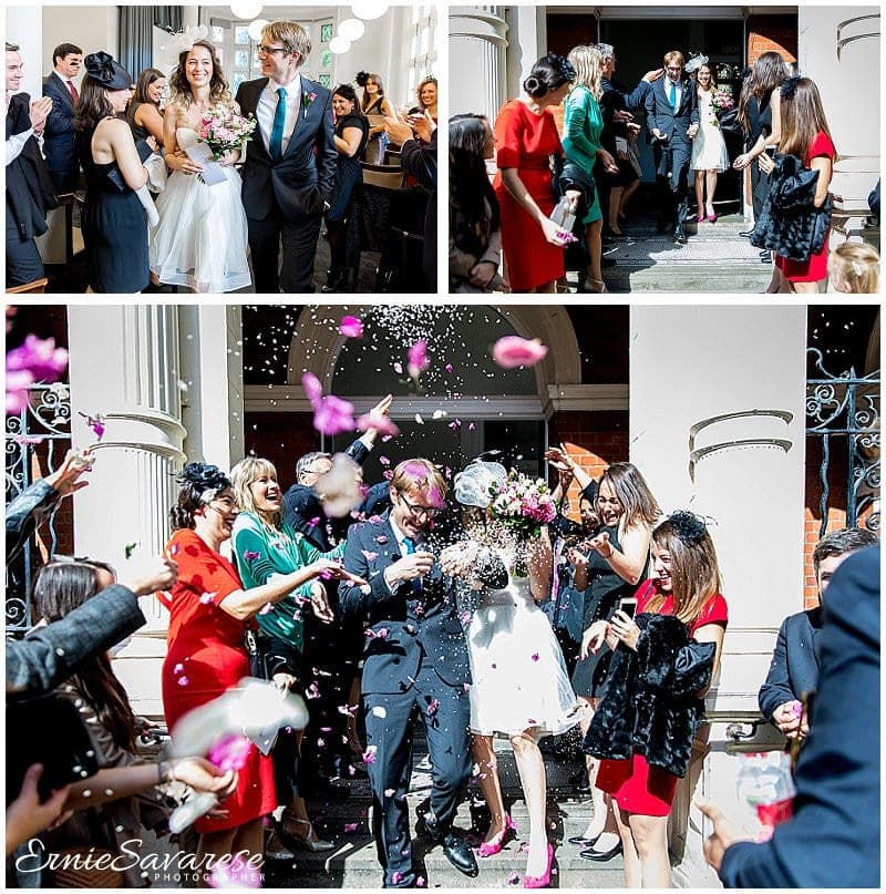 Mayfair Library London Wedding Photographer