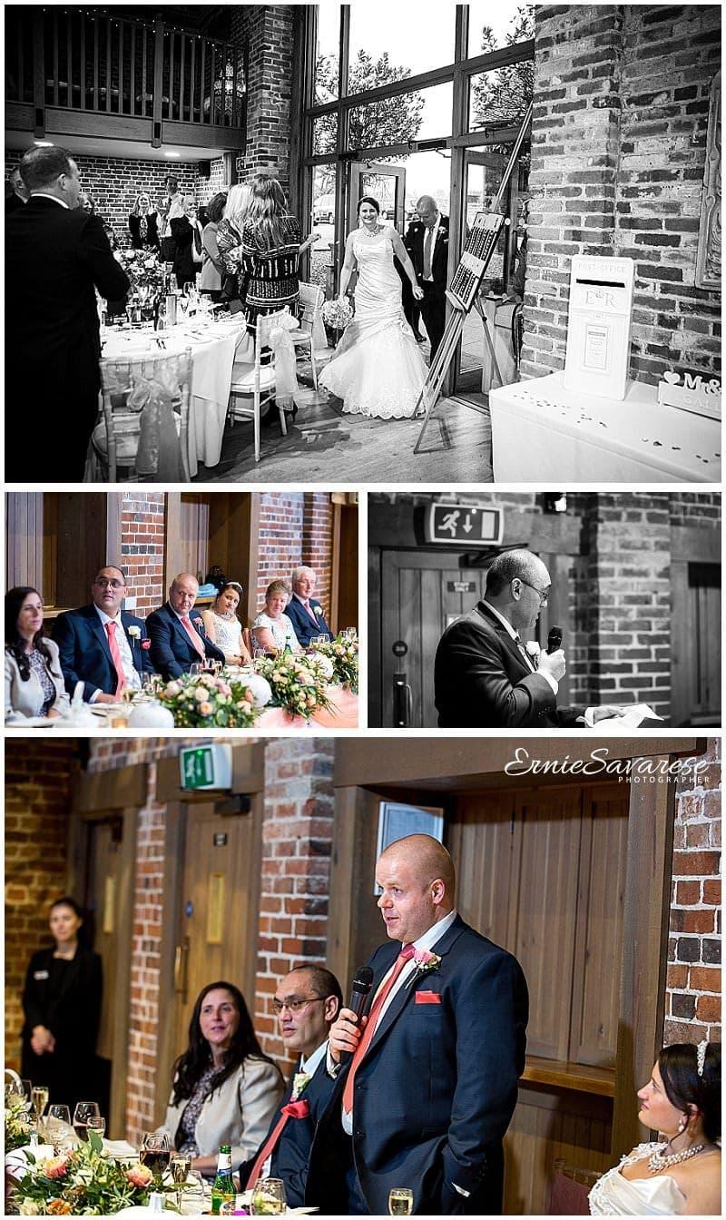 Gaynes Park Wedding Photographer Ernie Savarese