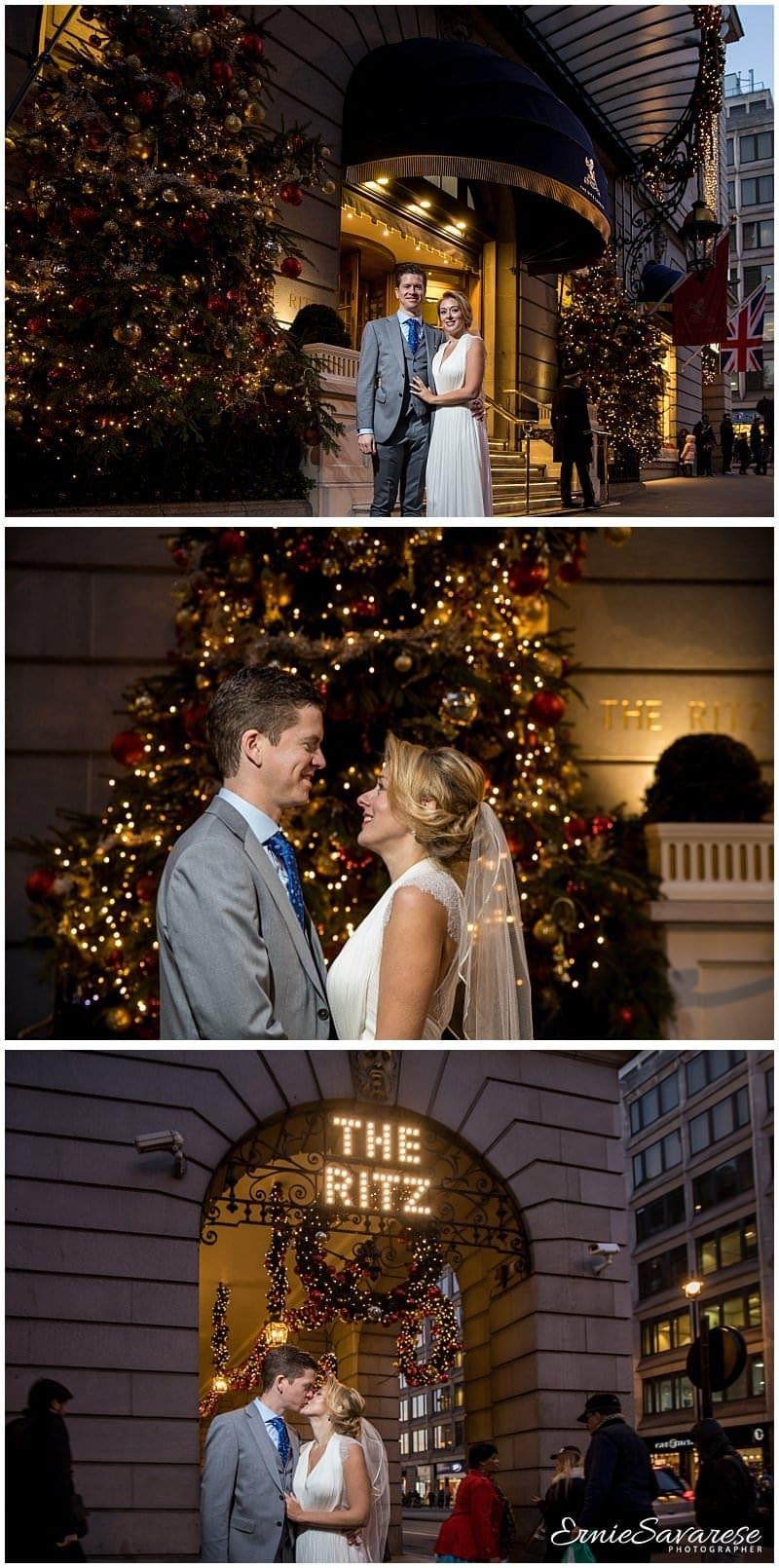 Mayfair Ritz London Wedding Photographer