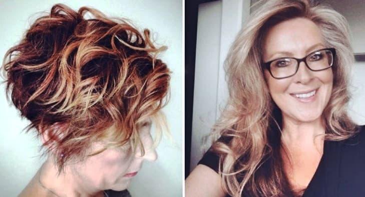 28 Wunderschönen Frisuren Ab 50 Einfach Stilvoll Haarschnitt Savater