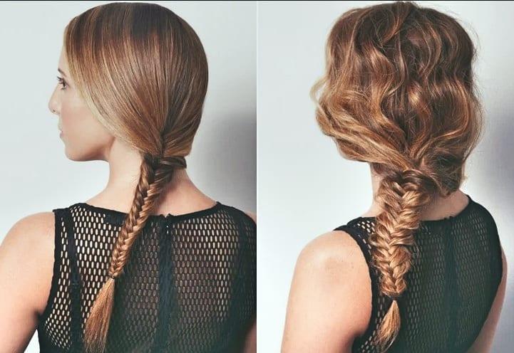 Dirndl Frisuren Lange Dünne Haare