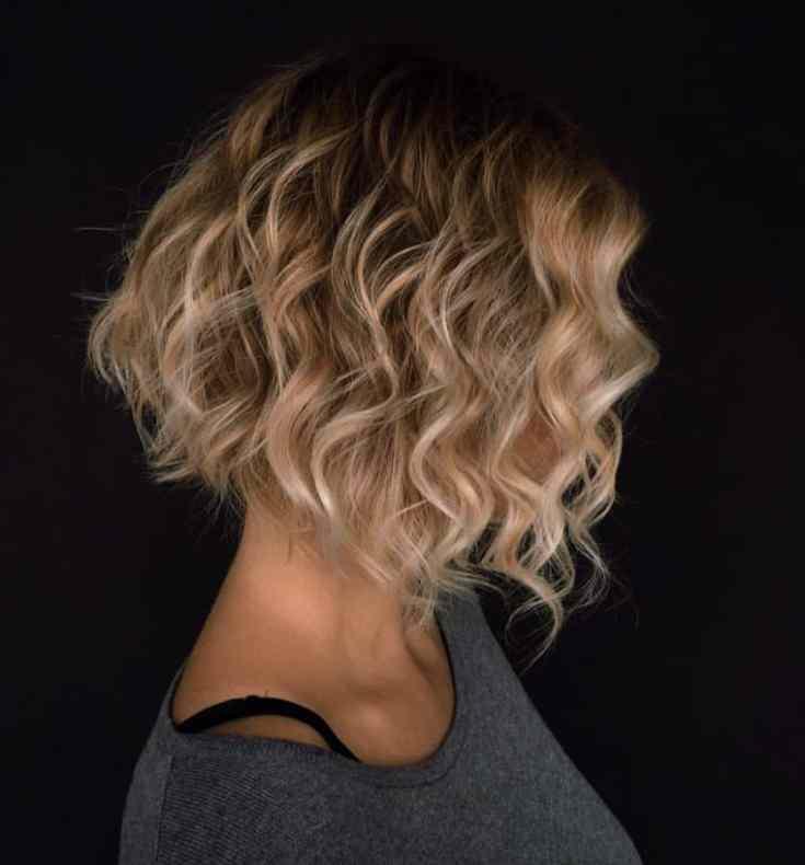 Rasierter Schnitt für feines Haar