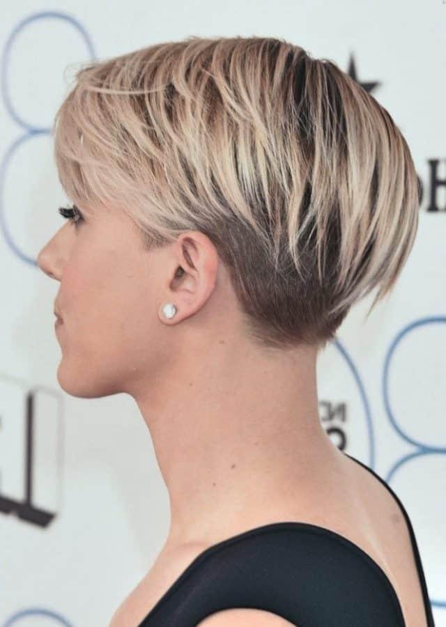 Bilder Damen Frisuren Kurz Frech Inspirationen
