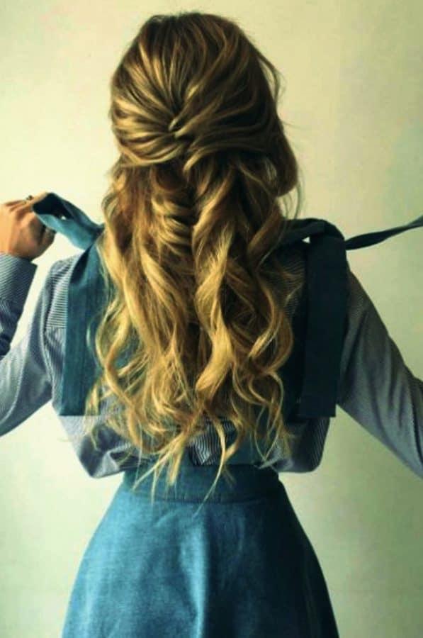 Neuer Abiball Frisuren für Dünnes Haar Inspirationen