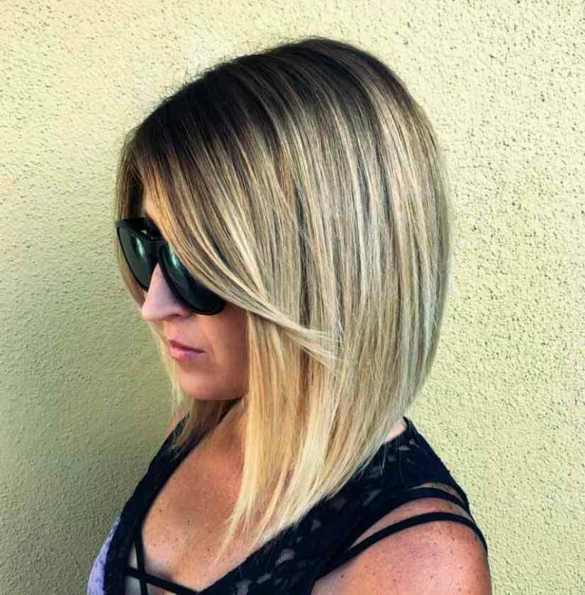 Neuer Frisuren für Dünnes Haar ab 50 Ideen Abgewinkeltes dünnes Haar