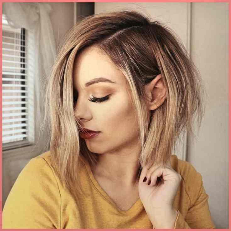 Textur Mittellange für Feines Haar