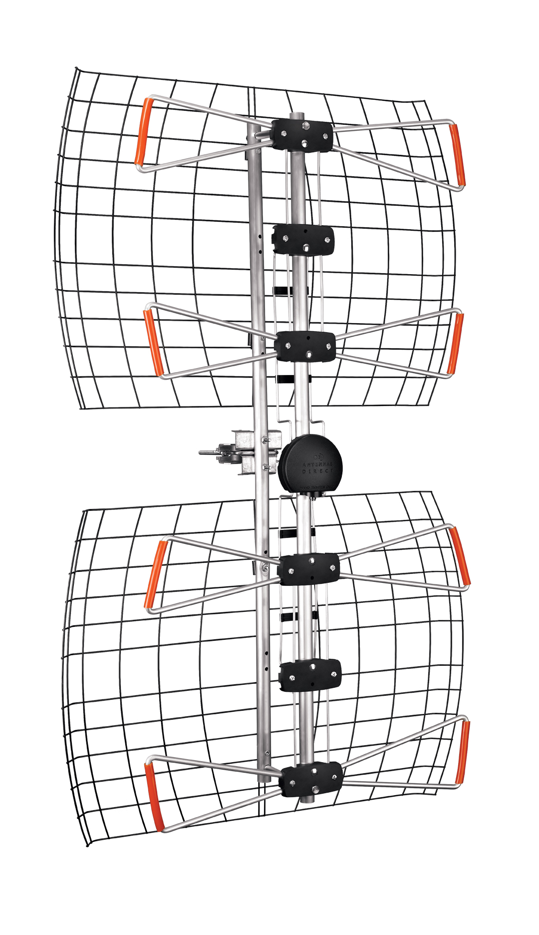 Hdtv Antenna Ota Over The Air Channel Master Winegard Antennas Direct Ooma And Streaming Tv