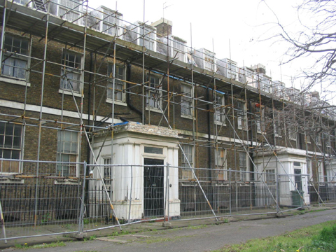 Sheerness Dockyard put on WHF's list of Watch sites for 2010