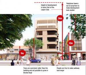 Bronte Road Aspect Charing Square