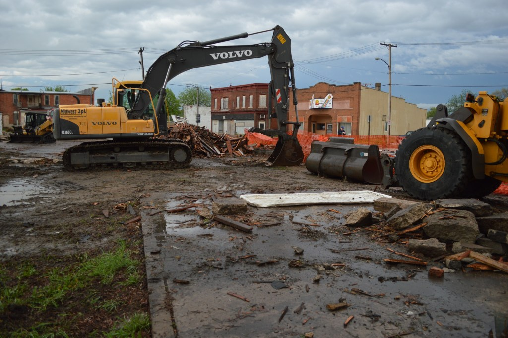 Hach Building demolition ends family and neighborhood story