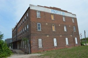 Hobart Historic Restoration plans to include 16 market-rate rental housing units and commercial space in the $4.6 million Mott Building project. (photo/Cindy Hadish)