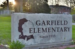 Garfield Elementary is celebrating its 100th anniversary this week. (photo/Cindy Hadish)