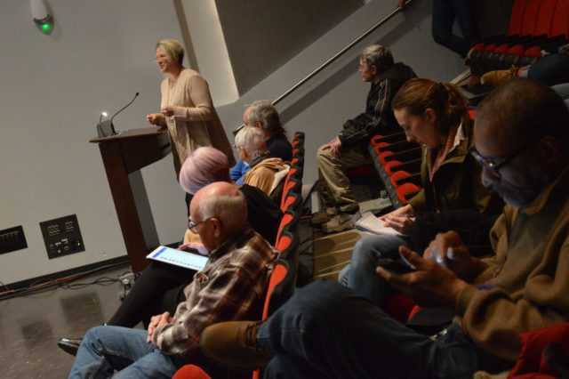 Questions raised about CR School District plan at community forum