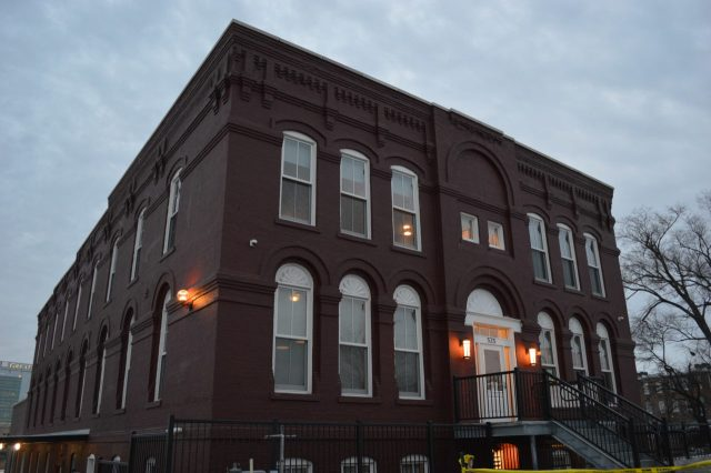 Cinderella story: from Iowa's most endangered building list to chic housing