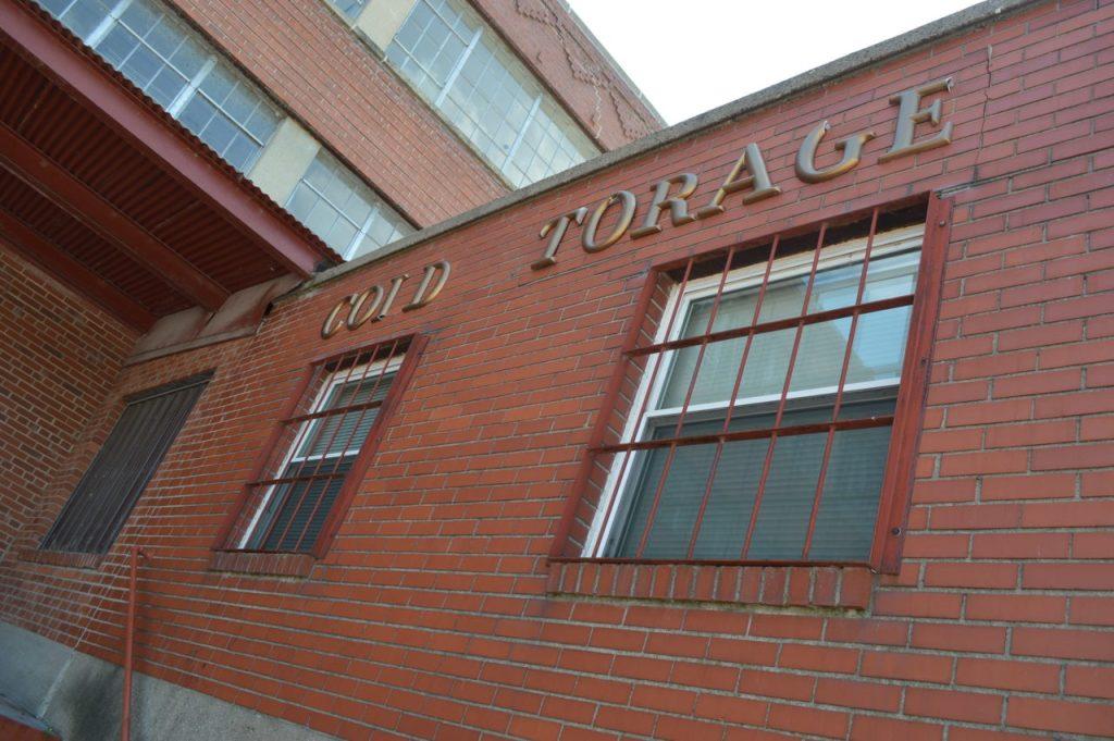 Final photos: historic Hubbard Ice buildings in Cedar Rapids, Iowa