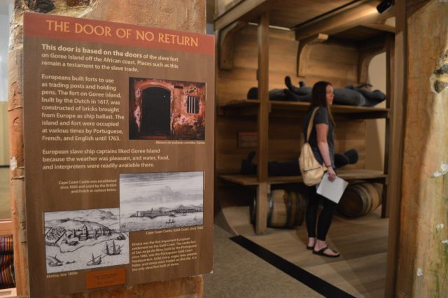Friday Night Meetup explores oldest tavern in Cedar Rapids and stirring exhibits at the African American Museum of Iowa
