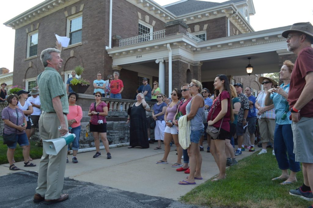 Hidden Homes tour attracts crowd