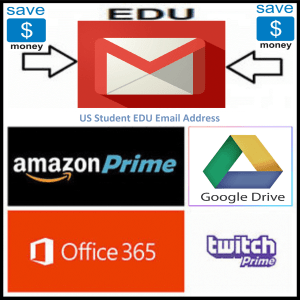 US Student EDU Email Address