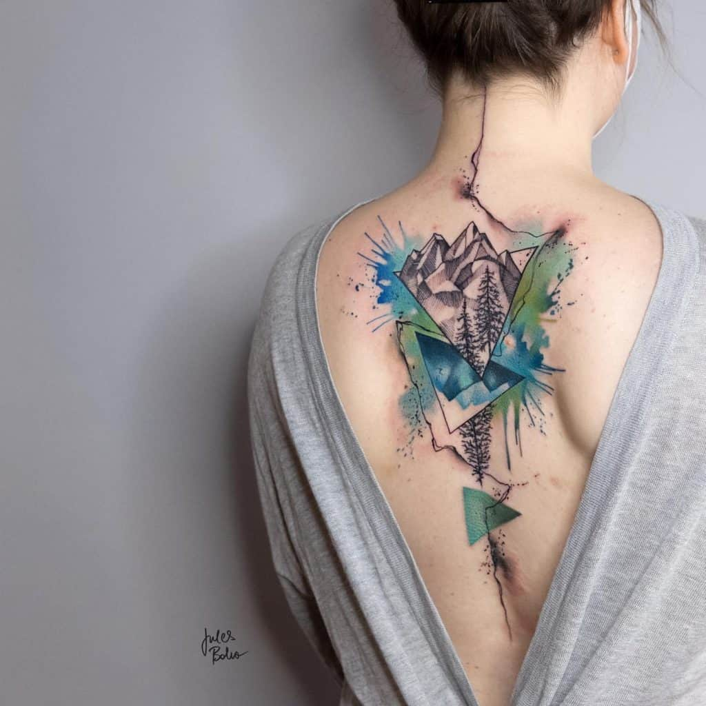 The proper application of manicure and pedicure tools help to promote healthy skin care by increasing blood flow, reducing the risk of fungal infections, and promoting relaxation and stress reduction. Mountain Tattoos Symbolism And 40 Best Design Ideas For 2021 Saved Tattoo